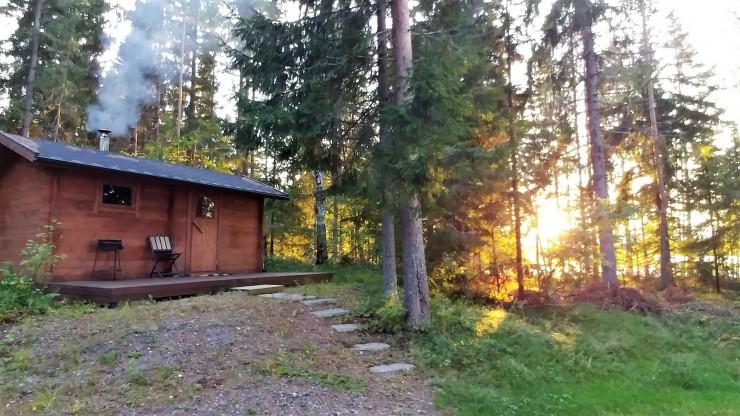 Sauna & See